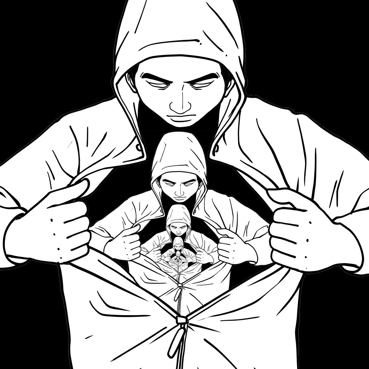 antifragile noir 3volution